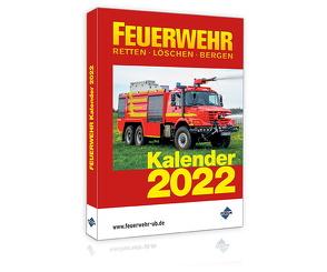 FEUERWEHR Kalender 2022