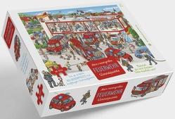 Feuerwehr Puzzle von Walther,  Max