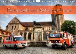 Feuerwehr und Rettungsdienst (Wandkalender 2019 DIN A4 quer) von Will,  Markus