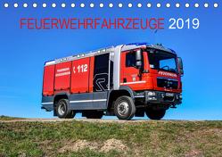 Feuerwehrfahrzeuge (Tischkalender 2019 DIN A5 quer) von PHOTOART & MEDIEN,  MH