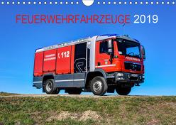 Feuerwehrfahrzeuge (Wandkalender 2019 DIN A4 quer) von PHOTOART & MEDIEN,  MH