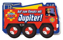 Feuerwehrmann Sam: Auf zum Einsatz mit Jupiter!