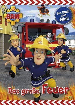 Feuerwehrmann Sam – Das große Feuer