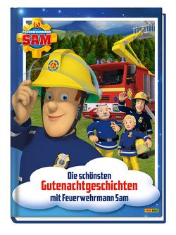 Feuerwehrmann Sam: Die schönsten Gutenachtgeschichten mit Feuerwehrmann Sam von Zuschlag,  Katrin