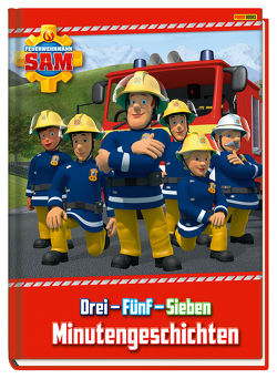 Feuerwehrmann Sam: Drei – Fünf – Sieben-Minuten-Geschichten