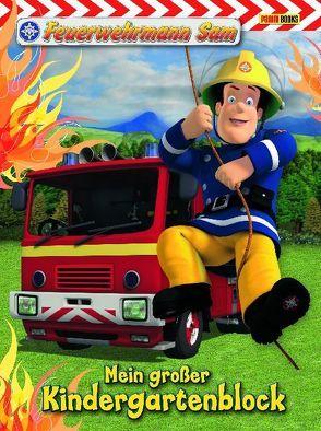 Feuerwehrmann Sam Kindergartenblock von Panini Verlags GmbH