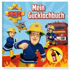 Feuerwehrmann Sam: Mein Gucklochbuch von Hoffart,  Nicole, Rauch,  Eva-Regine
