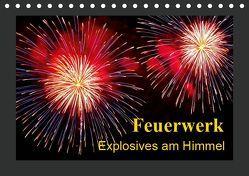 Feuerwerk – Explosives am Himmel (Tischkalender 2019 DIN A5 quer)