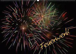 Feuerwerk (Wandkalender 2019 DIN A2 quer) von Brömstrup,  Peter