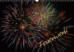 Feuerwerk (Wandkalender 2019 DIN A3 quer) von Brömstrup,  Peter