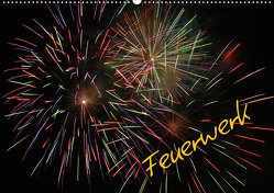 Feuerwerk (Wandkalender 2020 DIN A2 quer) von Brömstrup,  Peter