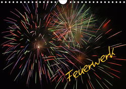 Feuerwerk (Wandkalender 2020 DIN A4 quer) von Brömstrup,  Peter