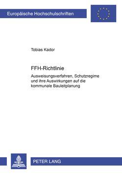 FFH-Richtlinie von Kador,  Tobias