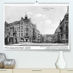 FFO-Geschichten. Historische Ansichtskarten aus Frankfurt (Oder) (Premium, hochwertiger DIN A2 Wandkalender 2020, Kunstdruck in Hochglanz) von Wallroth,  Sebastian