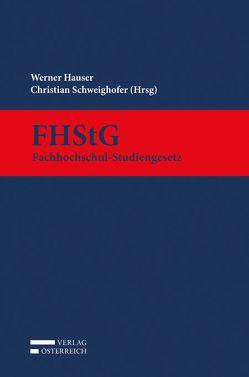FHStG von Hauser,  Werner, Schweighofer,  Christian