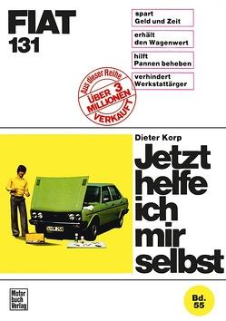Fiat 131 von Korp,  Dieter