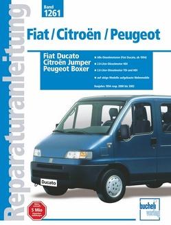 Fiat Ducato / Citroën Jumper / Peugeot Boxer