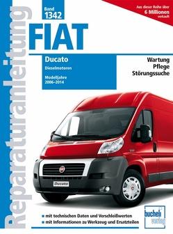 Fiat Ducato Typ 250 2,2l, 2,3l 3,0l Dieselmotoren von Pandikow,  Christoph