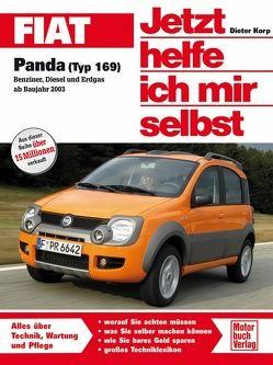 Fiat Panda (Typ 169) von Korp,  Dieter