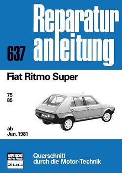 Fiat Ritmo Super ab Januar 1981