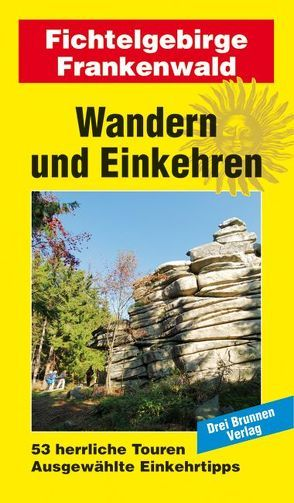 Fichtelgebirge – Frankenwald von Müller,  Emmerich