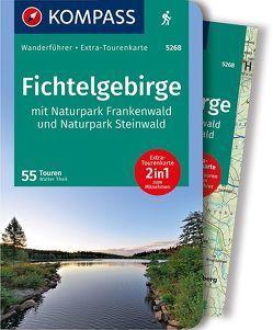 Fichtelgebirge, Naturpark Frankenwald von Theil,  Walter
