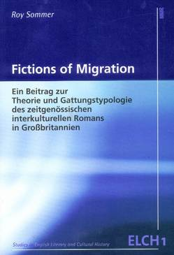 Fictions of Migration von Sommer,  Roy