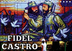 FIDEL CASTRO (Tischkalender 2020 DIN A5 quer) von von Loewis of Menar,  Henning