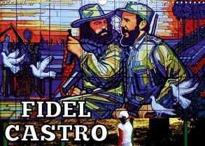 FIDEL CASTRO (Wandkalender 2020 DIN A3 quer) von von Loewis of Menar,  Henning