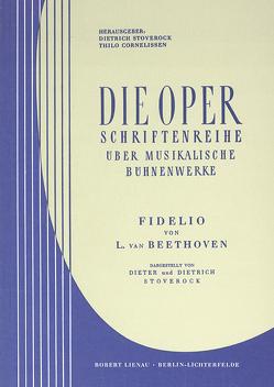 Fidelio von Beethoven,  Ludwig van, Cornelissen,  Thilo, Stoverock,  Dietrich