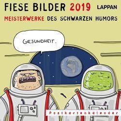 Fiese Bilder 2019 von Diverse, Kleinert,  Wolfgang, Schwalm,  Dieter