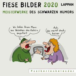 Fiese Bilder 2020 von Diverse, Kleinert,  Wolfgang, Schwalm,  Dieter