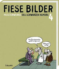 Fiese Bilder 4 von Kleiner,  Wolfgang, Schwalm,  Dieter