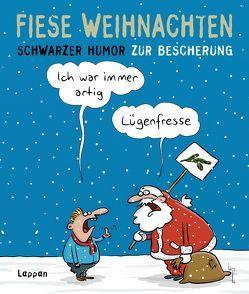 Fiese Weihnachten von Diverse, Kleinert,  Wolfgang, Schwalm,  Dieter