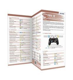 FIFA 18 – Alle Spieler-Steuerungen auf einen Blick von Zintzsch,  Andreas