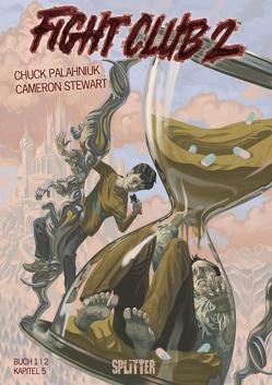 Fight Club II: Buch 1 (Kapitel 5) von Palahniuk,  Chuck, Stewart,  Cameron