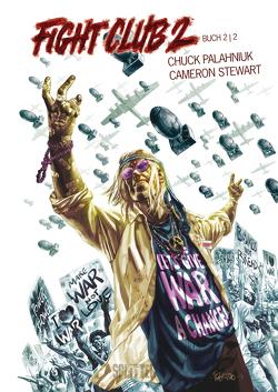 Fight Club II: Buch 2 von Palahniuk,  Chuck, Stewart,  Cameron