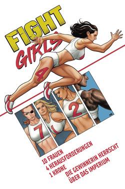 Fight Girls von Cho,  Frank