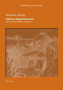 Figlinae Mogontiacenses von Heising,  Alexander