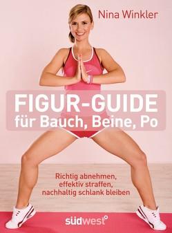 Figur-Guide für Bauch, Beine, Po von Winkler,  Nina