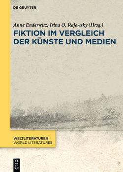 Fiktion im Vergleich der Künste und Medien von Enderwitz,  Anne, Rajewsky,  Irina O.