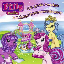 Filly – CD Hörspiele / 09: Das große Zwicken / Ein dufter Frisurenwettbewerb von Kleffner,  Tinka