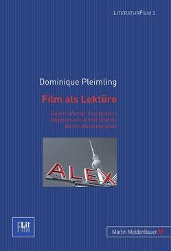 Film als Lektüre von Pleimling,  Dominique