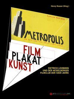 Film Plakat Kunst von Keazor,  Henry