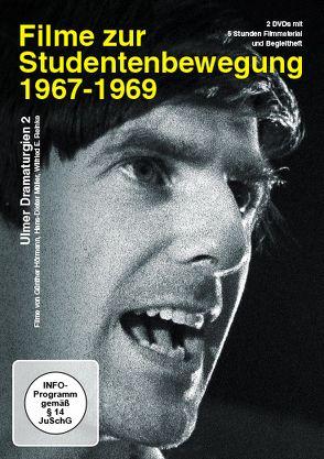 FILME ZUR STUDENTENBEWEGUNG 1967 – 1969 von Hörmann,  Günther, Müller,  Hans Dieter