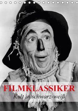Filmklassiker – Kult in schwarz-weiß (Tischkalender 2018 DIN A5 hoch) von Stanzer,  Elisabeth