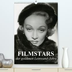 Filmstars der goldenen Leinwandjahre (Premium, hochwertiger DIN A2 Wandkalender 2020, Kunstdruck in Hochglanz) von Stanzer,  Elisabeth