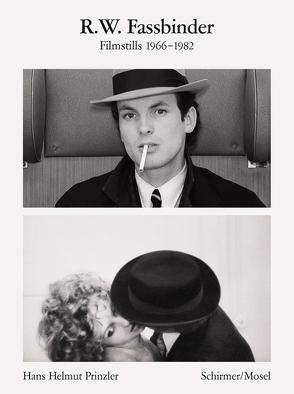 Filmstills 1966-1982 von Fassbinder,  R.W., Prinzler,  Hans Helmut