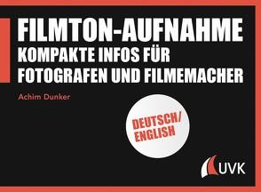 Filmton-Aufnahme von Dunker,  Achim