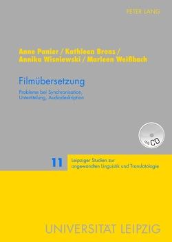 FilmFilmübersetzung von Brons,  Kathleen, Panier,  Anne, Weißbach,  Marleen, Wisniewski,  Annika